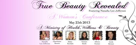 True Beauty Revealed Woman's Conference