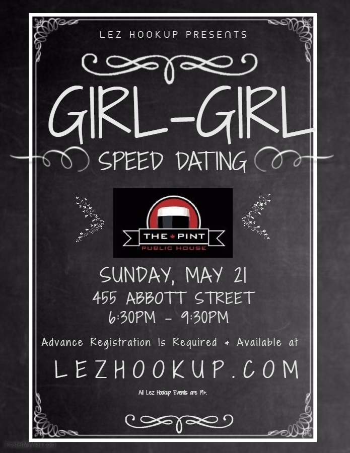 How to start speed hookup event