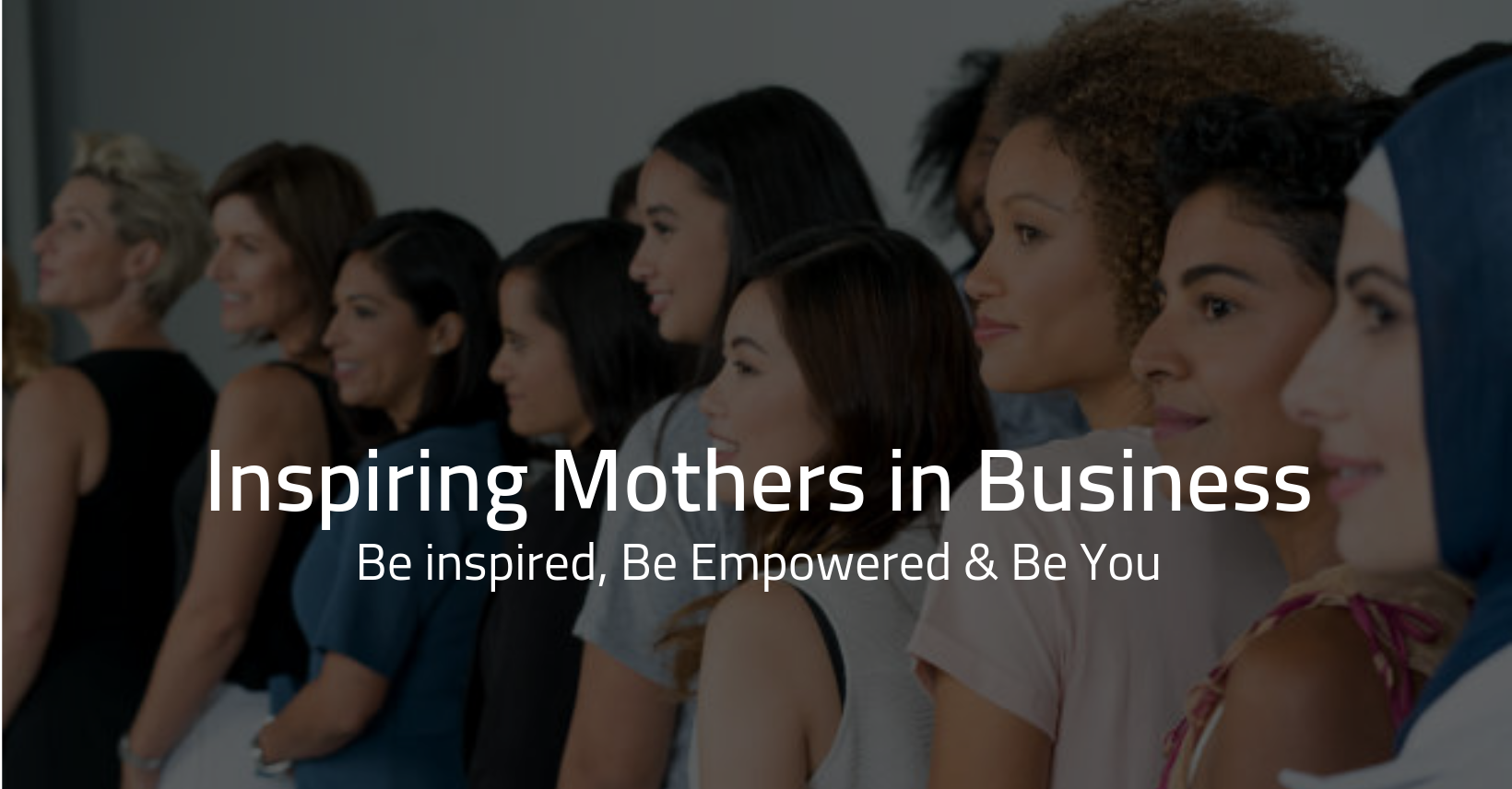 Inspiring Mothers in Business Logo