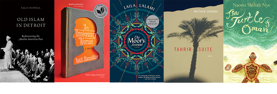 2015 Arab American Book Award Winners