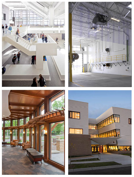 Photos of the 2014 Merit Award-winning projects