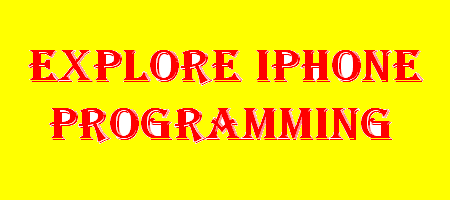 iPHONE PROGRAMMING SEMINAR: NYC:  NOV 22:  7:00 PM- 9:00 PM