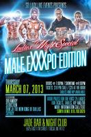 Ladies Night Special Hard Bodied Male EXXXPO Edition @ Jade