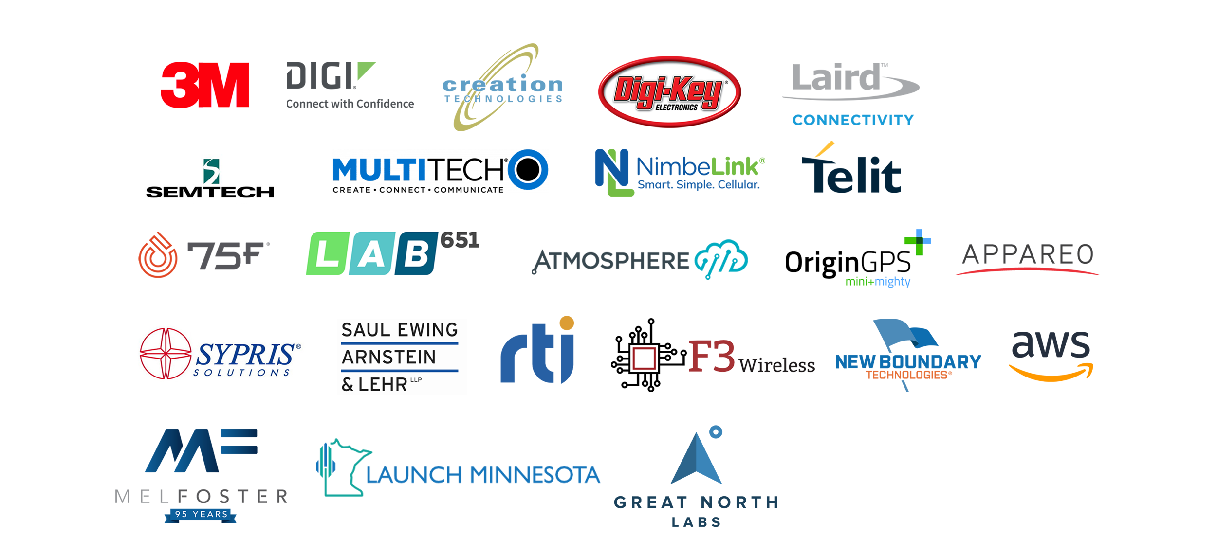 IotFuse Event Sponsors and Exhibitors