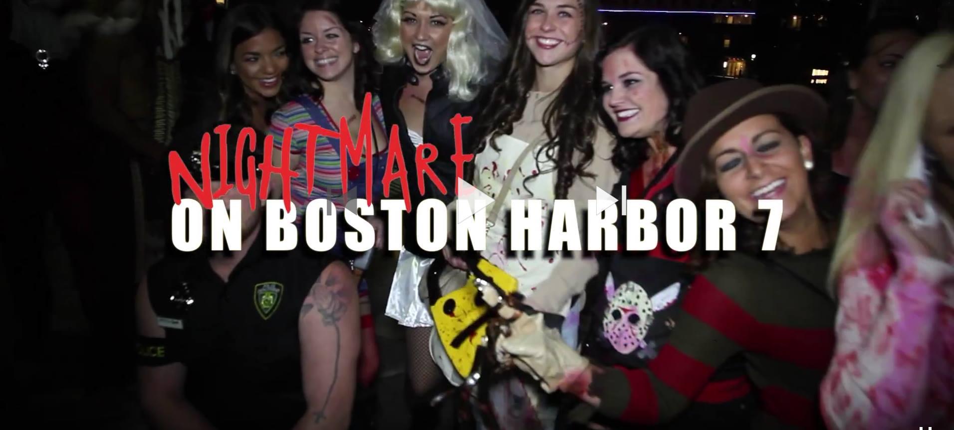 Nightmare On Boston Harbor 8 - Halloween BOOze Cruise [Indoor ...