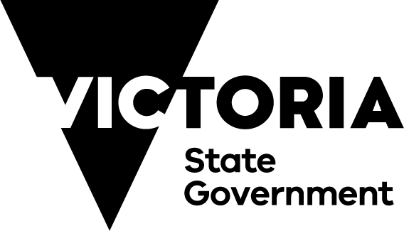 Vic Gov logo