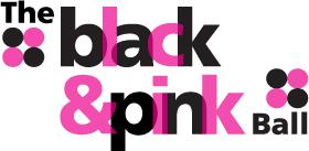 The Black & Pink Ball