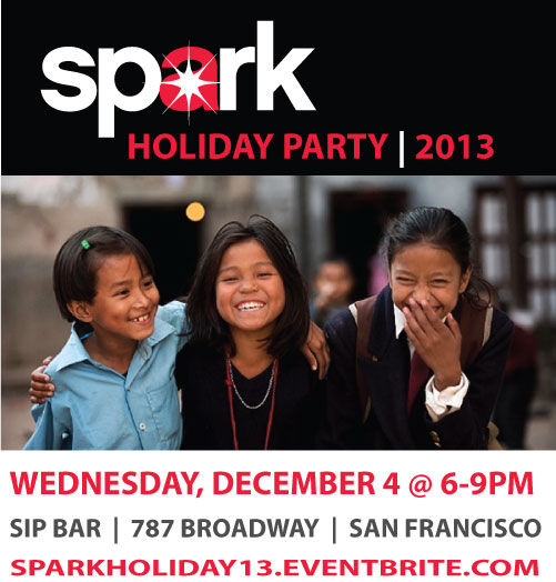 Spark Holiday Party 2013
