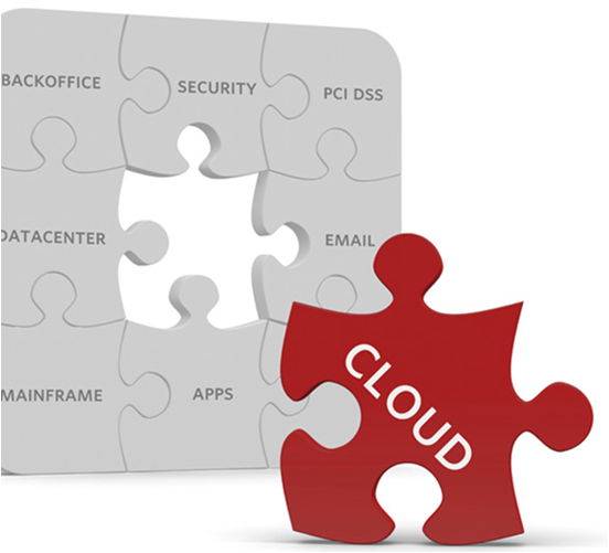 Integrate cloud in current assets