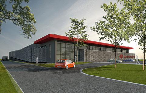 NAP of Amsterdam full service data center