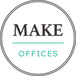 make offices logo