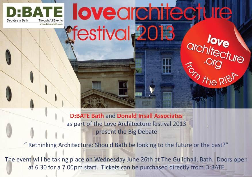 Event 04: Rethinking Architecture in Bath