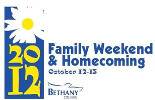 Bethany College Homecoming 2012 Reunions