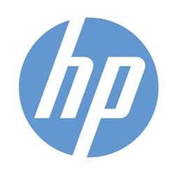 H-P logo