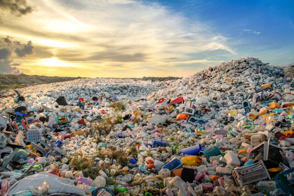 Plastic Dump