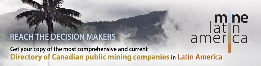 mineLatinAmerica Mining Directory