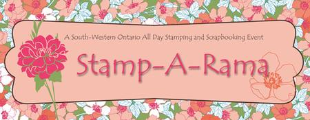Stamp-A-Rama -  June 2, 2012