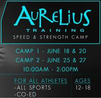 Aurelius Training Speed & Strength Camp
