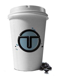 Translator Digital Cafe Coffee Cup