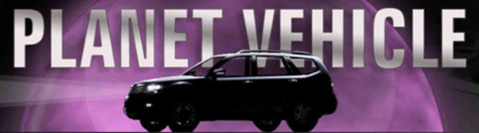 Planet Vehicle