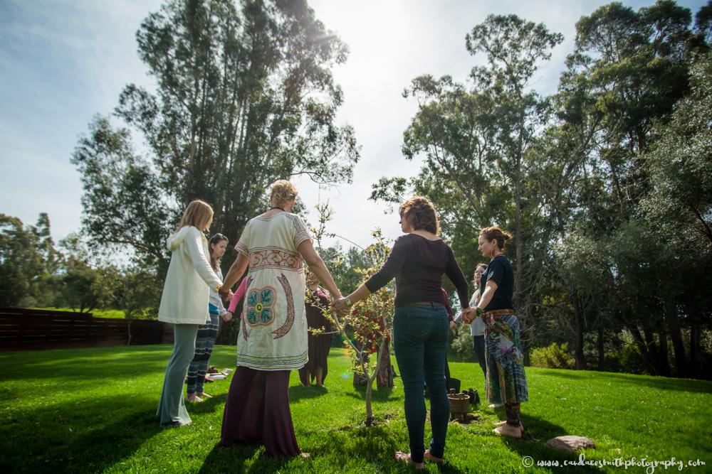Women in Circle: Living Wisdom School
