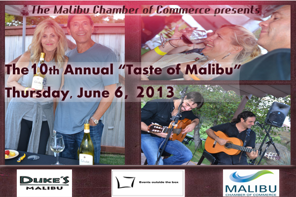 Taste of Malibu, Malibu wine tasting