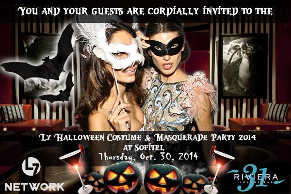 Los Angeles Halloween Party 2014