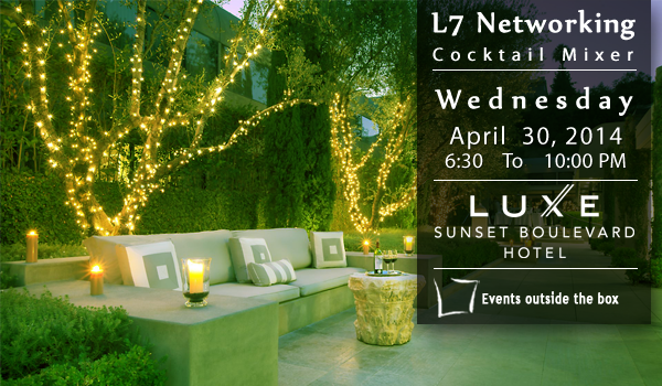 L7 Business Networking Mixer