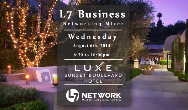 L7 Business Networking Mixer Westside