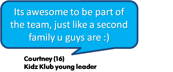 Young Helper Quote