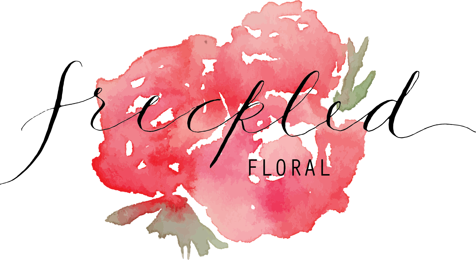 Freckled Floral logo