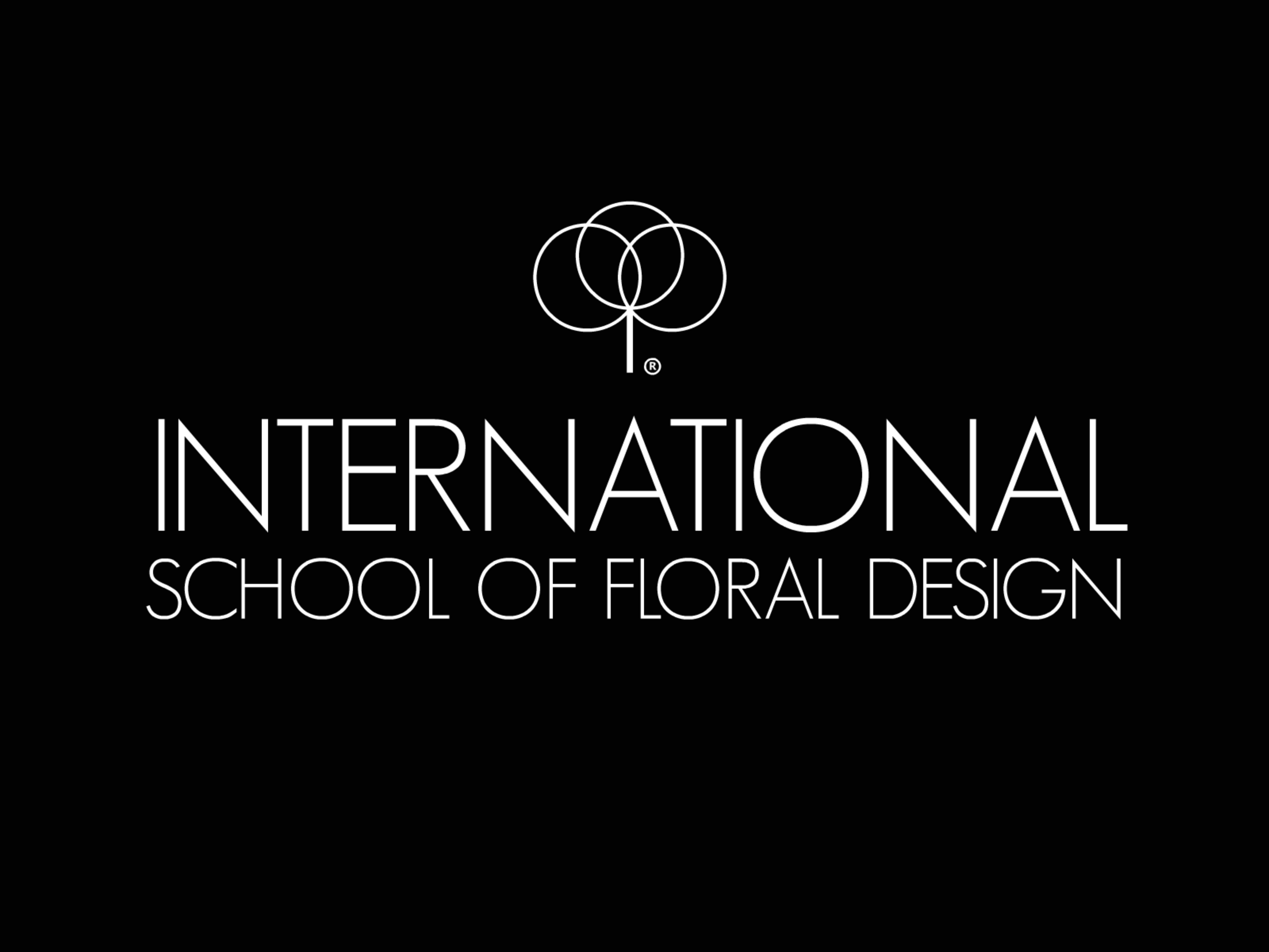 International School of Floral Design Logo