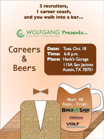 Careers & Beers 10.18
