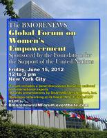BMORENEWS at United Nations on June 15th
