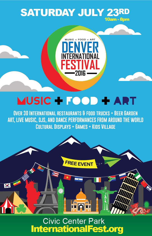 Food Festival Description