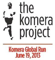 The Komera Global Run: New York City!