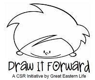 Draw It Forward Project Logo
