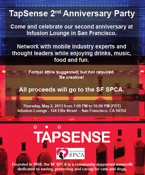 tapsenseparty