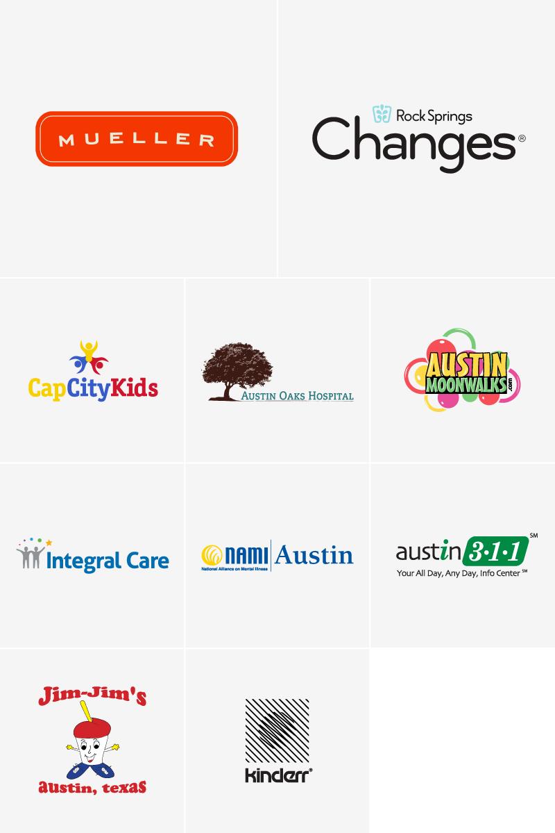 List of 2019 sponsors