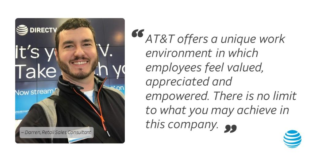 AT&T Employee Testimonial