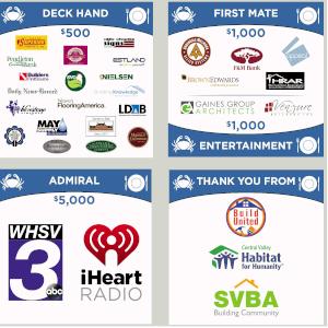 Seafood Fest sponsors