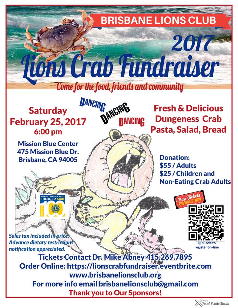 Brisbane Lions Crab Dinner 2017