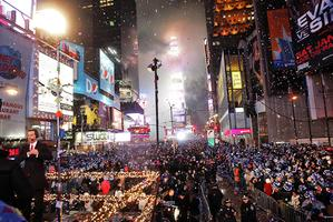 New Years Eve in New York City