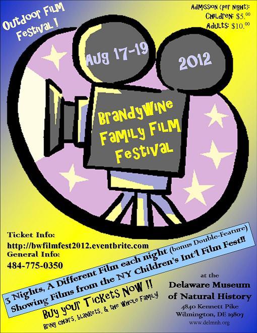 brandywine family film fest 2012