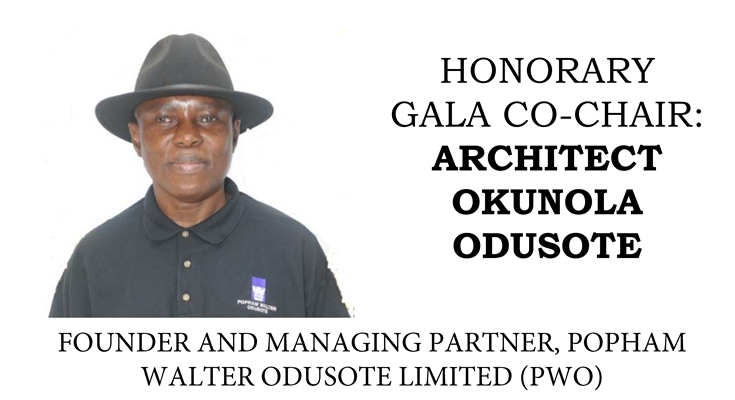 Okunola Odusote - Honorary Co-Chair