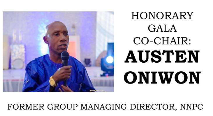 Austen Oniwon - Honorary Co-Chair
