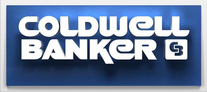 Coldwell Banker 3d logo