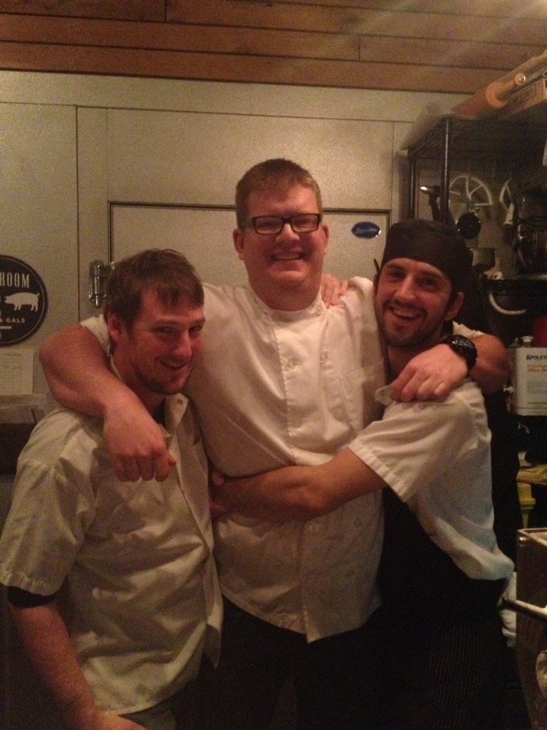 All Star Chef Line up from Canary Square, Coda & The Salty Pig