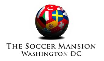 The Soccer Mansion Washington DC www.thesoccermansion.com