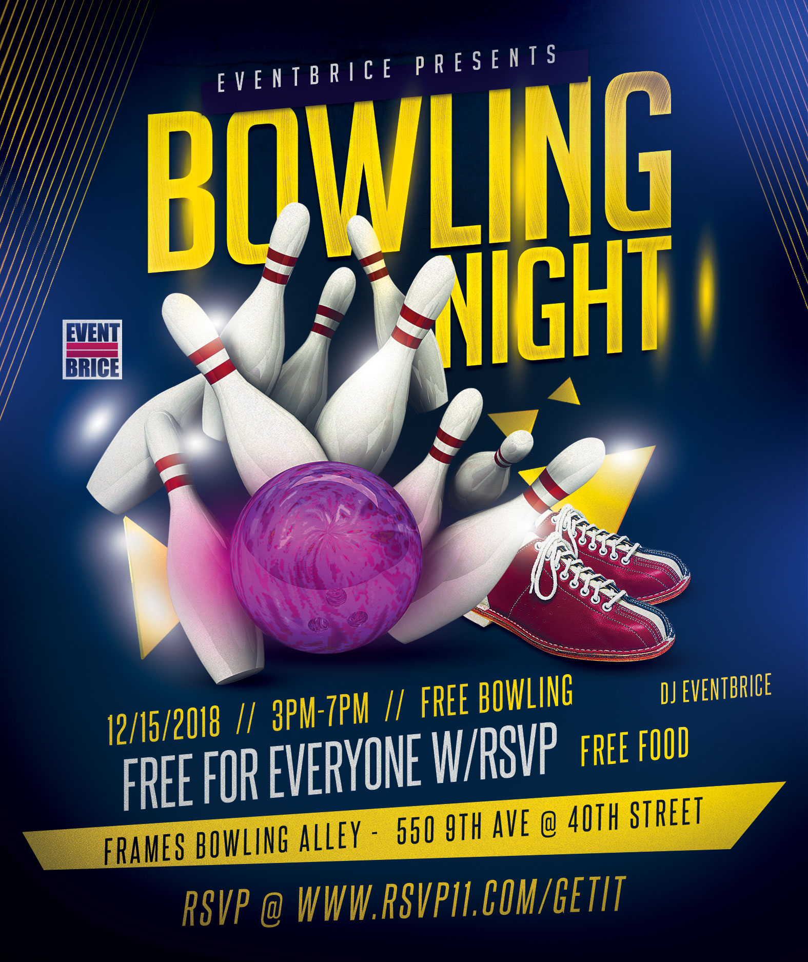 Get It Get It Bowling